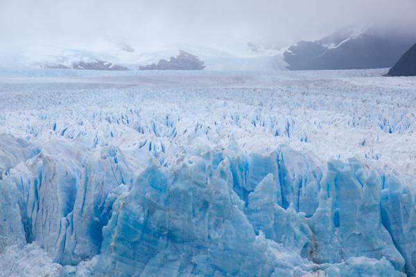 ペリト・モレノ氷河 (エルカラファテ,パタゴニア)